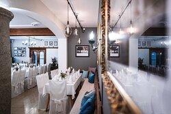Festsaal in Heritage Flair exklusiv buchbar für: Hochzeiten, Geburtstagsfeiern, Scheidungsparty, Erstkommunion, Taufe, ...