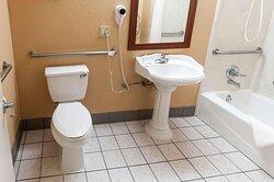 Accessible Bathroom