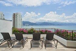 Presidential Suite - Pool & Ocean Terrace View