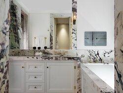 The Knightsbridge Suite- Bathroom