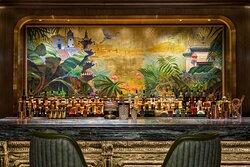 The St. Regis Bar - Mural