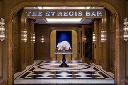 The St. Regis Bar - Entrance