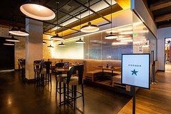 Corner Restaurant - Dining