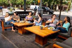 Corner Restaurant & Bar - Patio