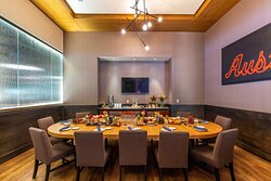 Private Dining at Corner Restaurant - Agave