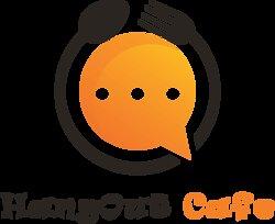 hangout cafe uttara logo