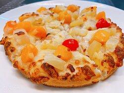 香甜水果比薩