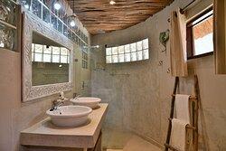 Private Bathroom inside individual suites