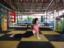 ครูเล็กมวยไทยยิม