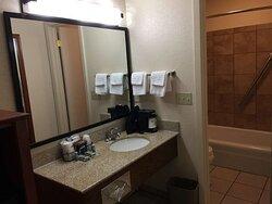Two Queen Bathroom