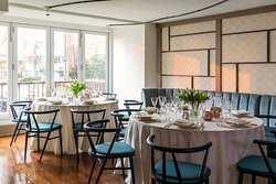 Firefly Private Dining Multi Tables Daytime