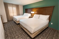 There's plenty of space to relax in our one-bedroom suites.