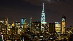 View of the Freedom Tower