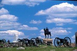 Gettysburg Battlefield National Park 30 minutes away.