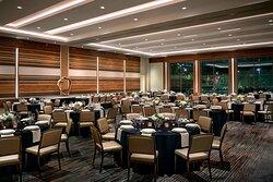 The James Ballroom - Banquet Setup