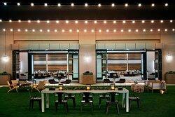 Event Lawn - Reception Setup