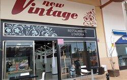 La entrada New Vintage