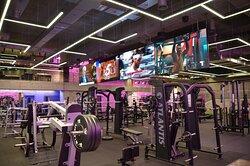 train strength & fitness