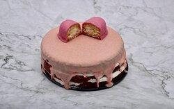 Tarta de Pantera rosa.