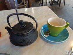 Chai Tea with milk & honey