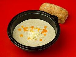 Грибной суп в ВАЙ МЭ!