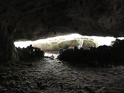 Grotte de la Baumelle
