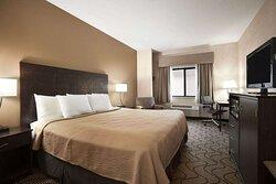 Standard King Bed Room