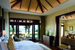 One Bedroom Ocean Front Villa