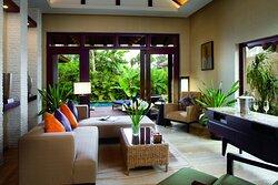 One Bedroom Garden View Villa