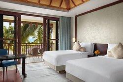 Three Bedroom Villa - Twin/Twin Bedroom