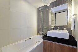 Bathroom of One Bedroom Deluxe
