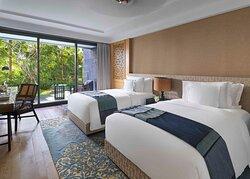 Sea Breeze Room -  2 Singles Bed