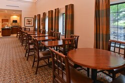 The Great Room Dining Area