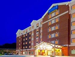 Hotel Exterior near Quantico Marine Base Route 610