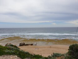View From Point Lonsdale Lighthouse