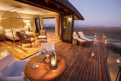 Sky Lodge Suite
