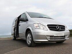 Executive Mercedes, Bespoke Tours of Scotland, Airport Transfers Edinburgh, Golf Tours, St Andrews