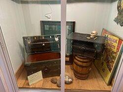 Authentic treasure chests