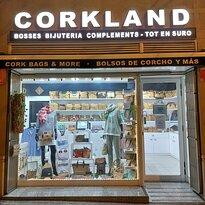 Corkland - Bolsos de corcho & regalos