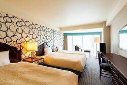 スタンダードトリプルルーム/Standard Triple Bed Room