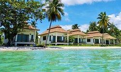 Beachfront Villas
