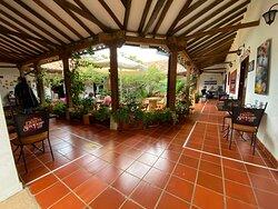 El mejor restaurante de villa de Leyva, la real casa de san pedro