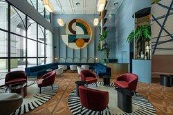 Hotel Lobby Sitting Area-1
