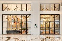Hotel Lobby (External View)