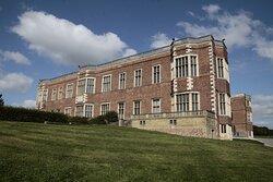 Leeds, West Yorkshire, United Kingdom, Temple Newsam House - south wing.