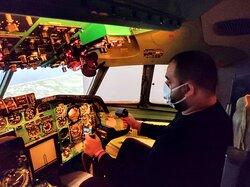 TU-154 Flight Simulator in Kyiv, Ukraine