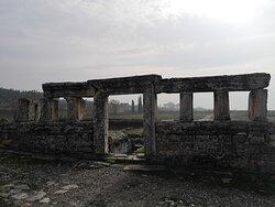 Гиераполис и Памуккале