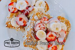 Famous Andy's French Toast