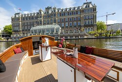 Hanneke Amstel Hotel