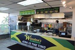 Winston's Jerk Chicken